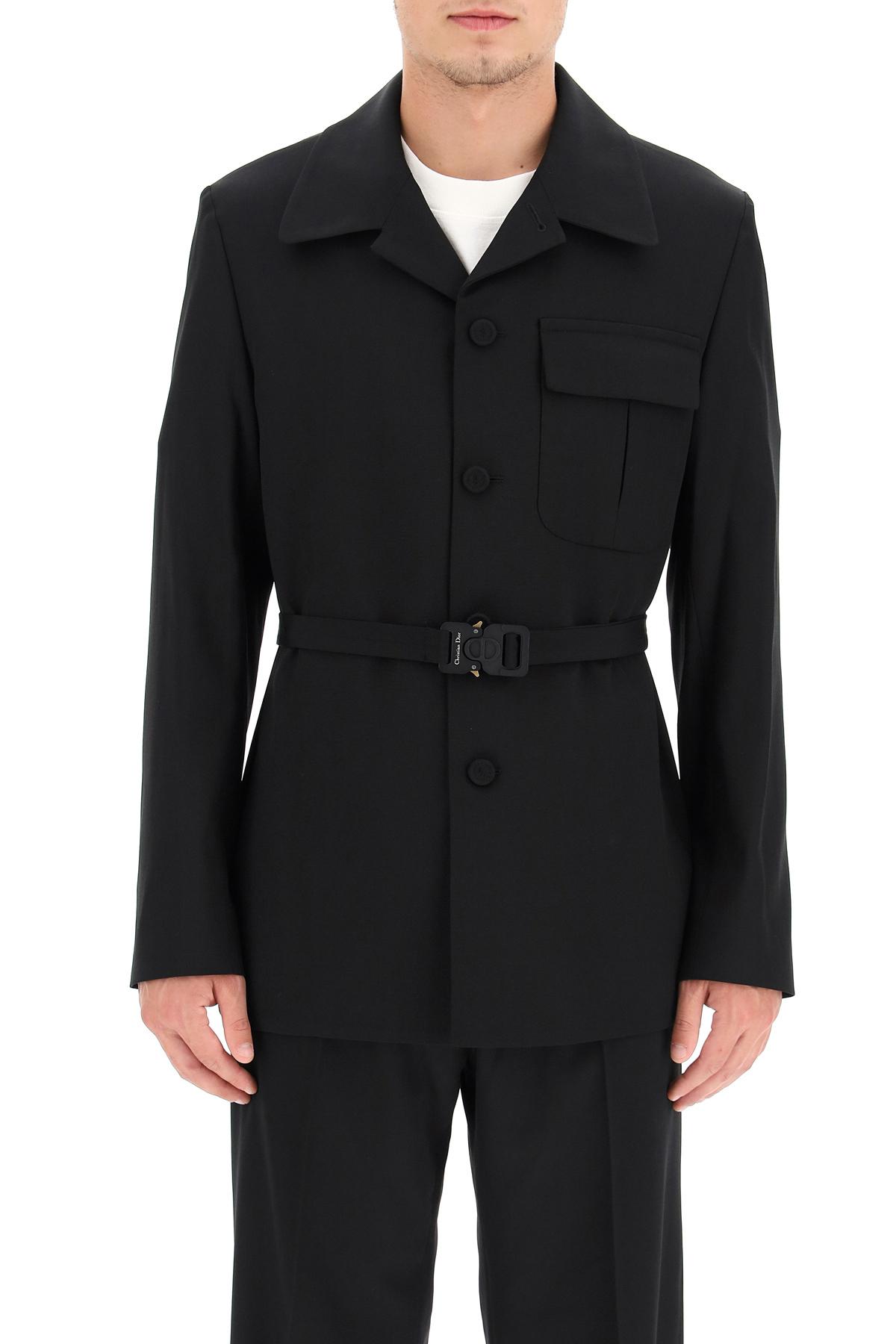 Dior cappotto monopetto