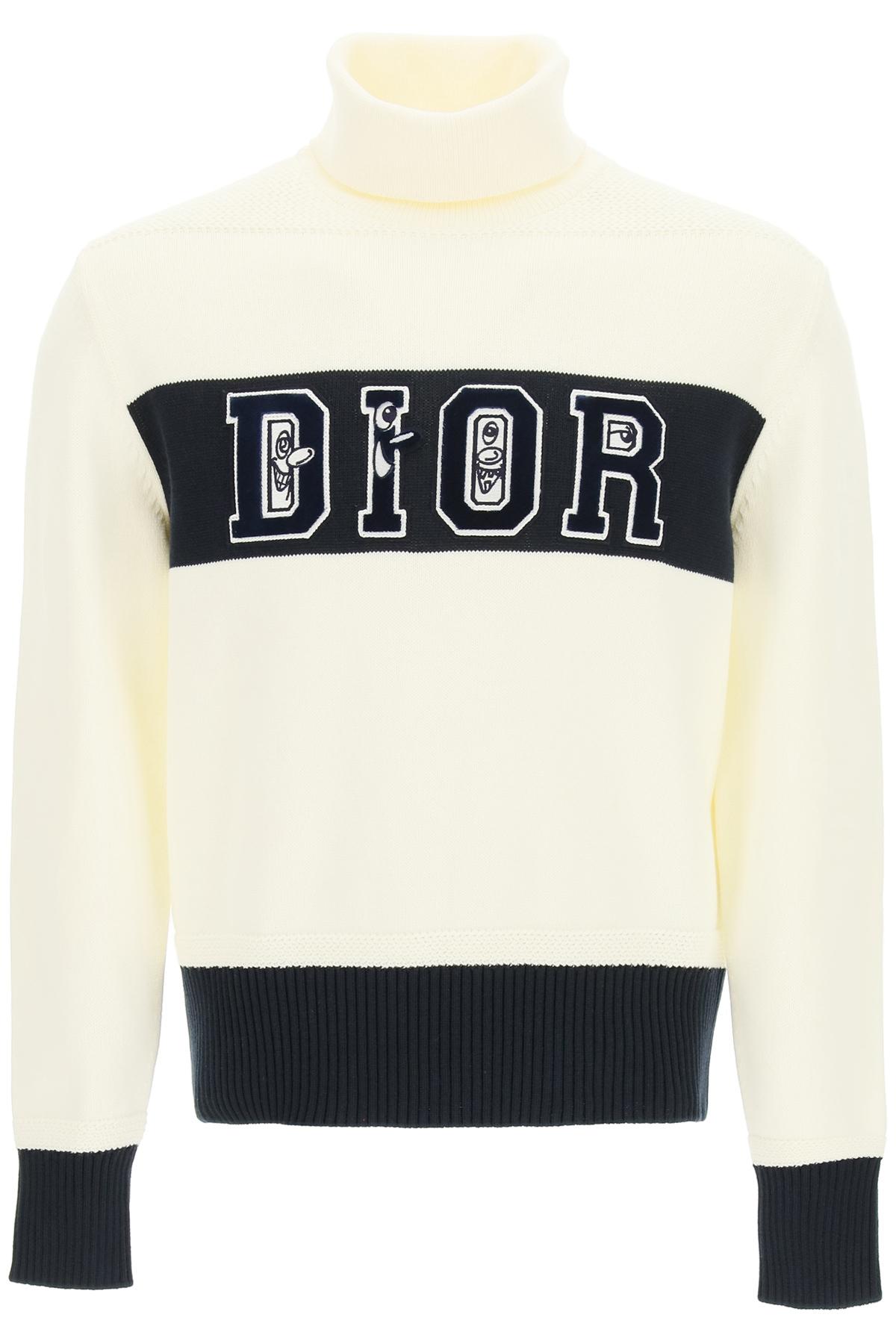 Dior maglione dolcevita