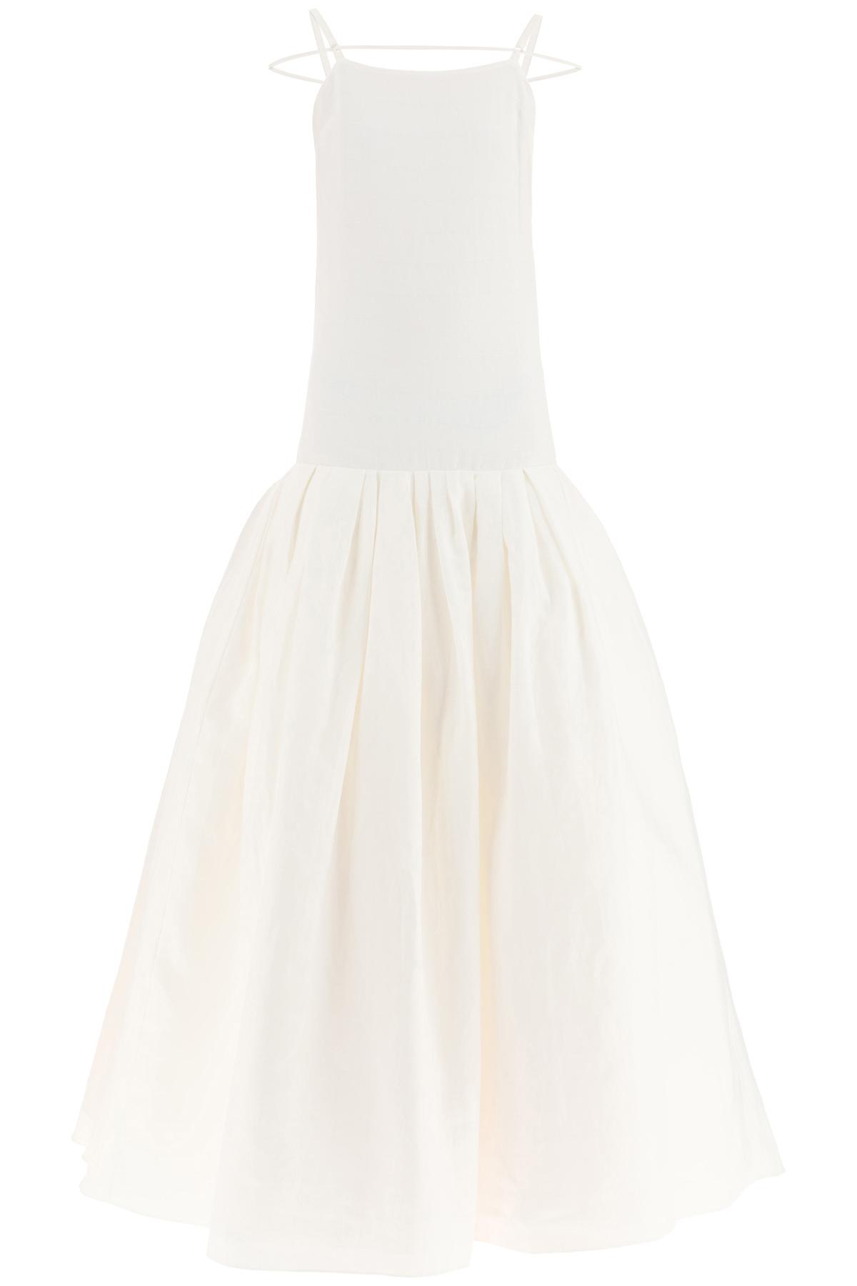 Jacquemus abito da sposa la robe amour