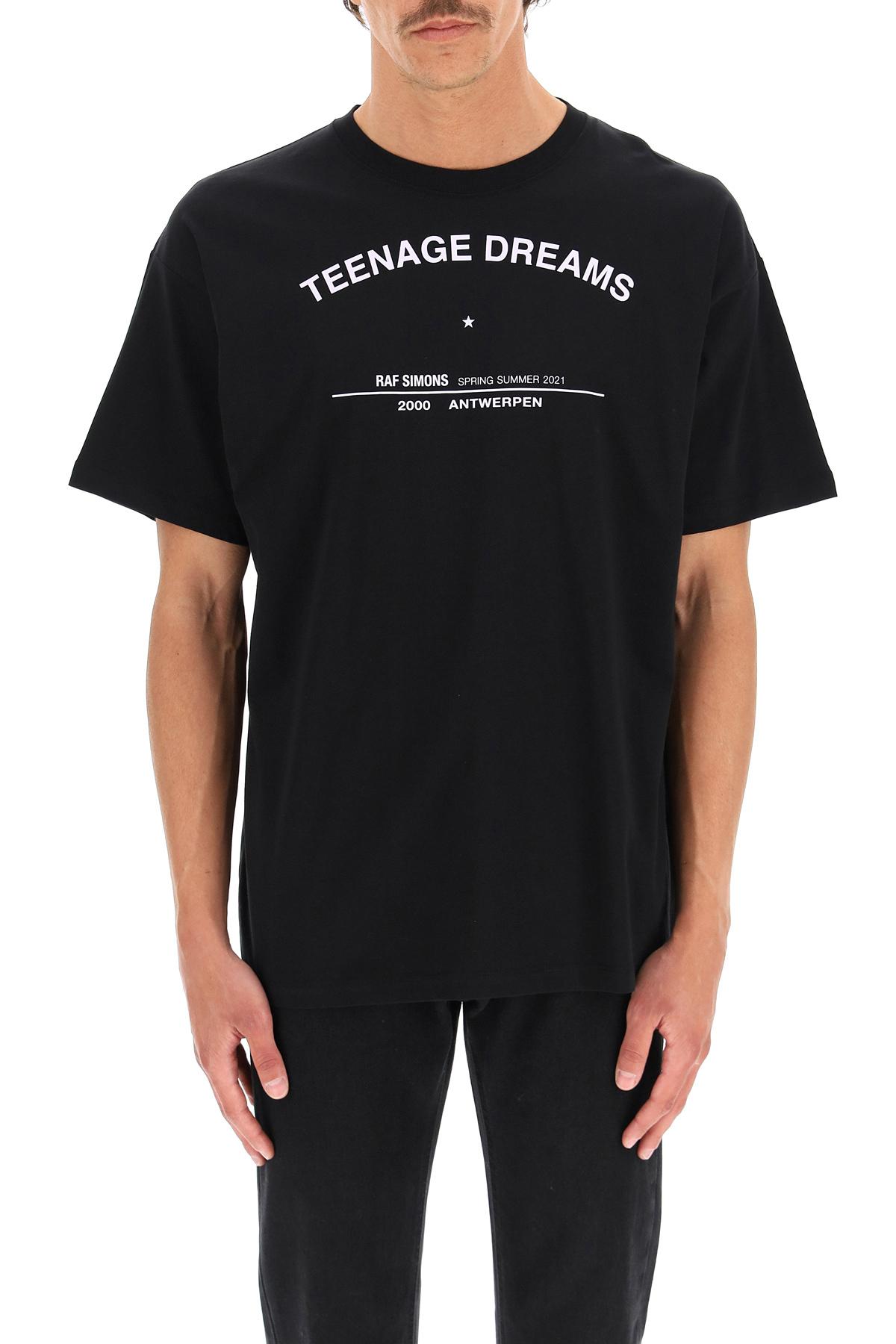 Raf simons t-shirt teenage dreams