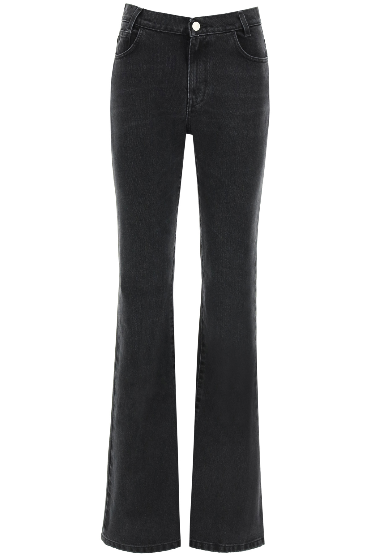 Raf simons jeans svasati a cinque tasche