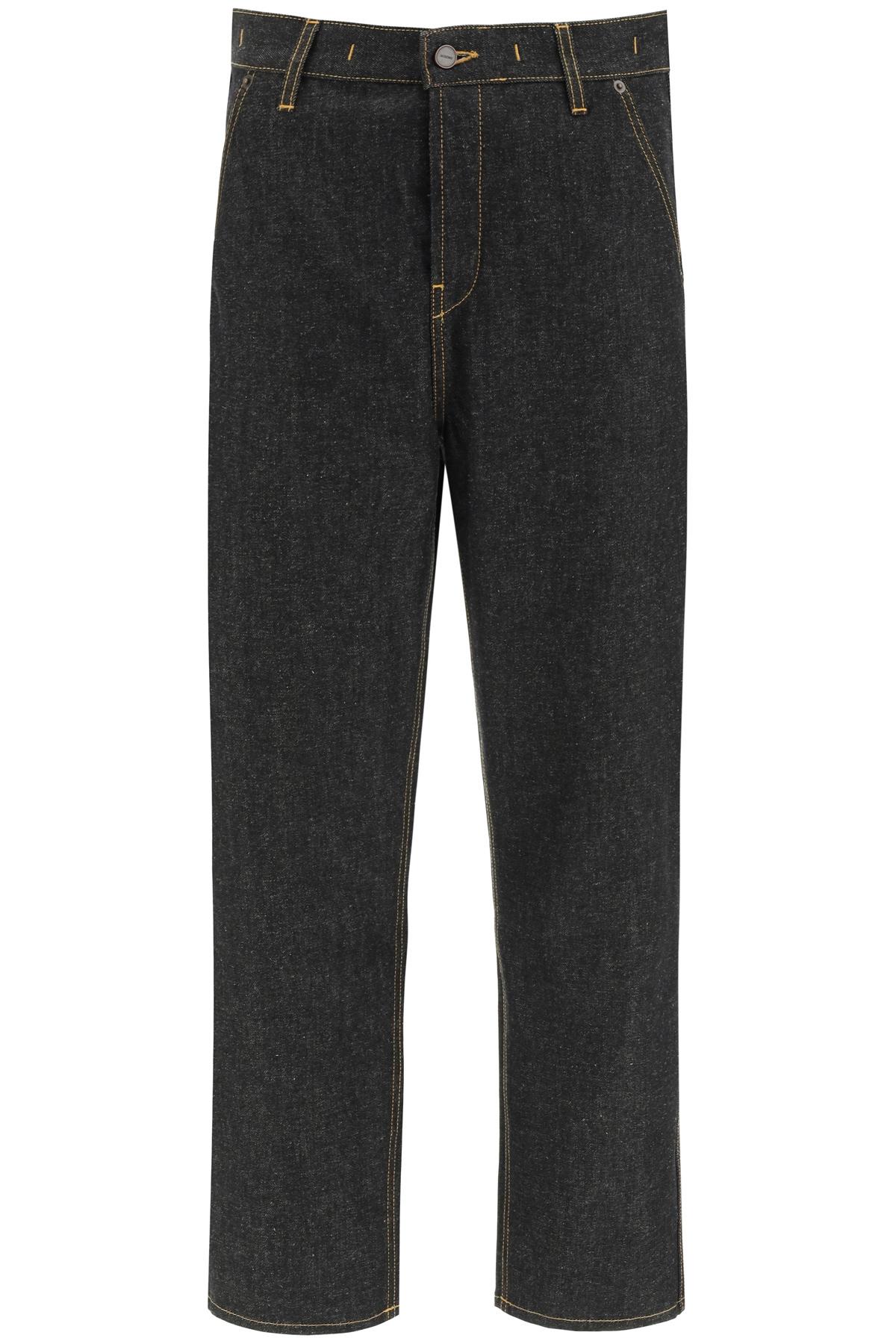 Jacquemus jeans in denime
