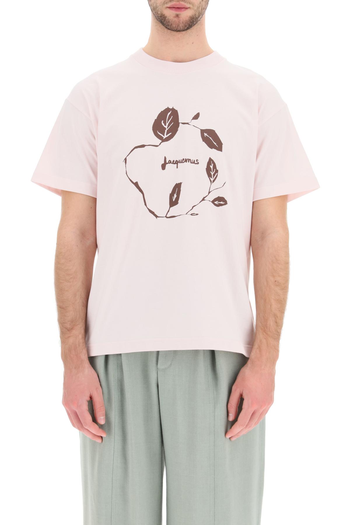 Jacquemus t-shirt jean