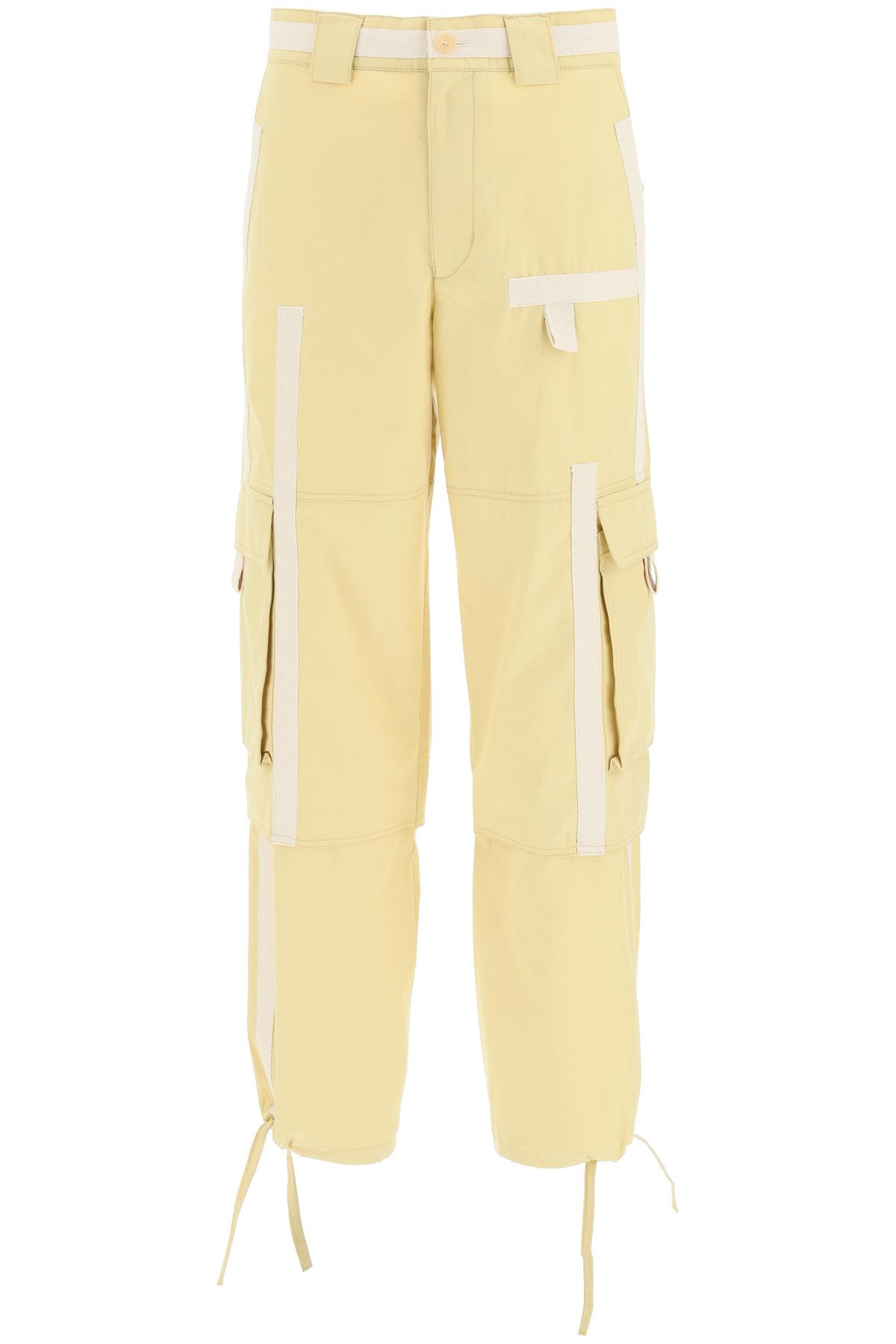 Jacquemus pantalon grain cargo