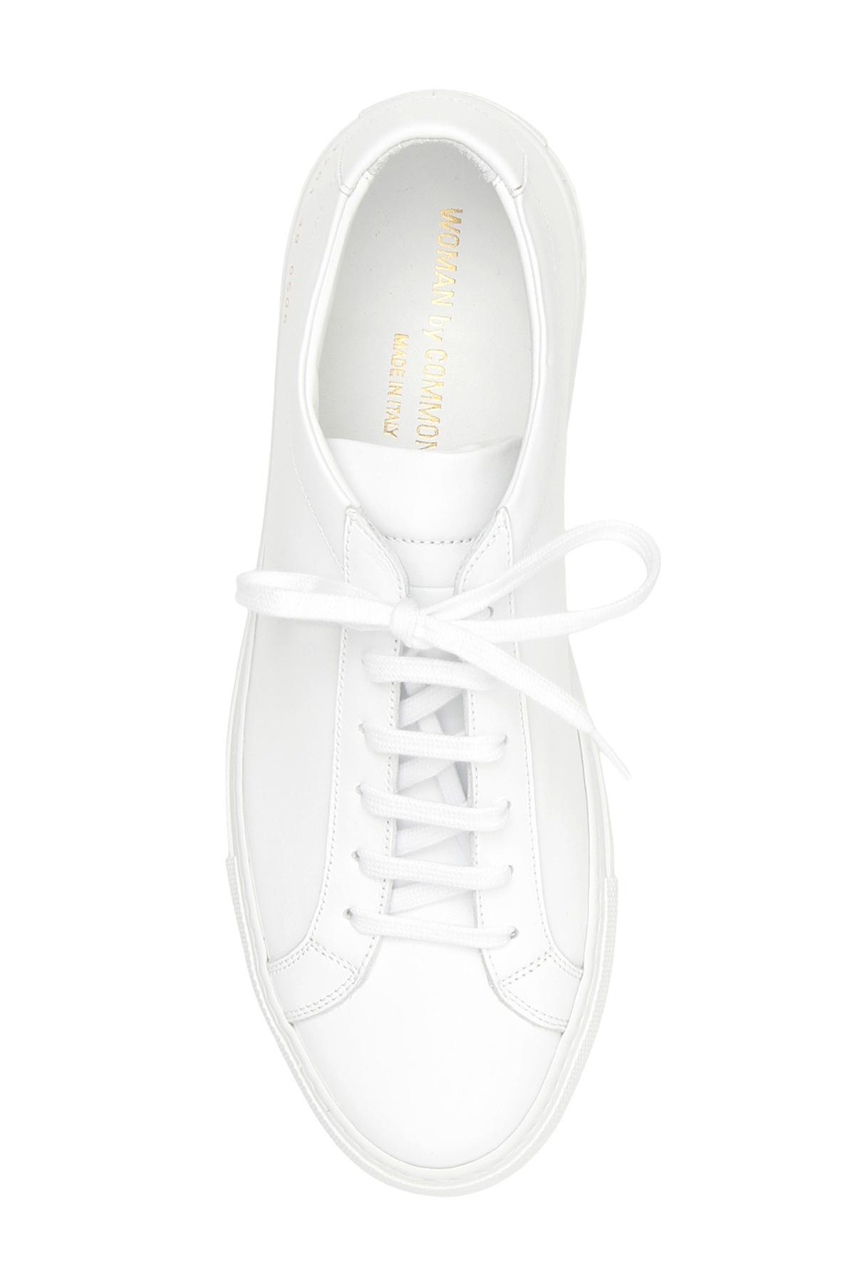 Common projects sneaker in pelle original achilles