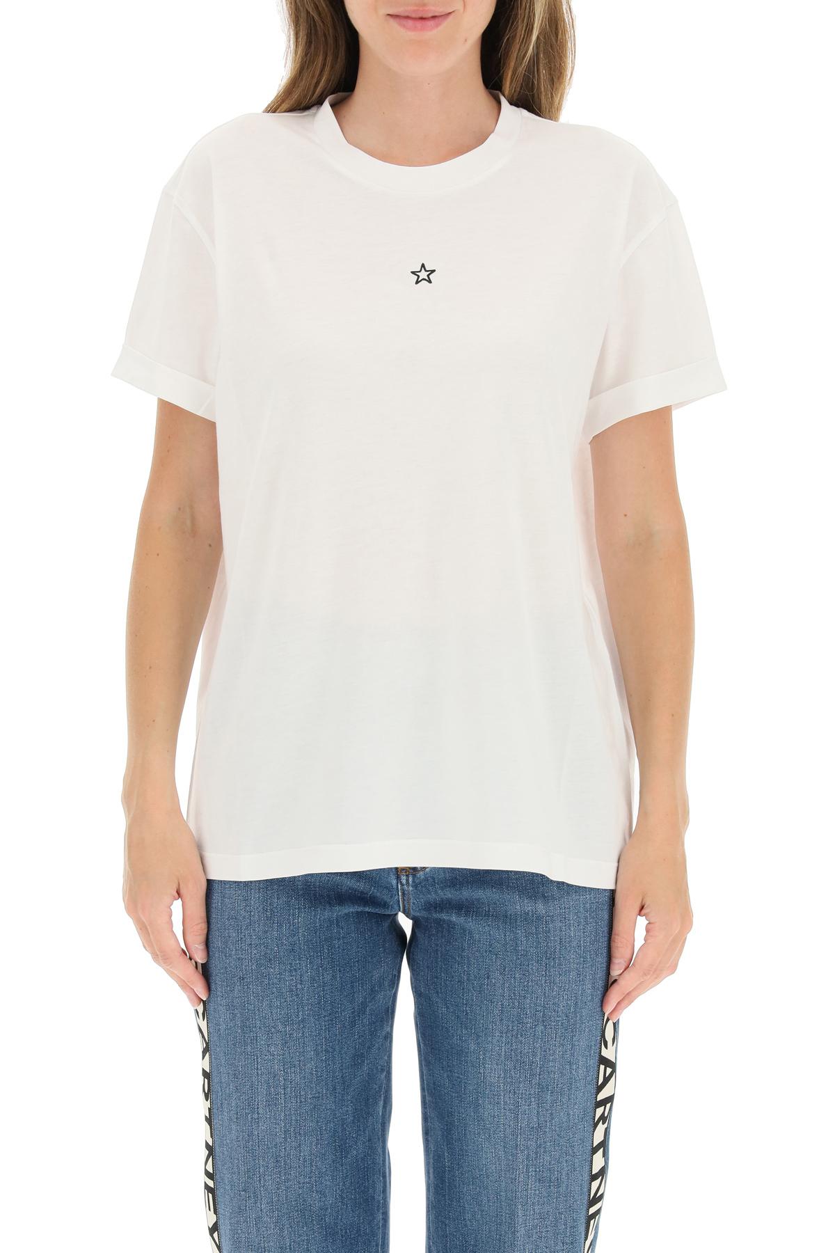 Stella mccartney t-shirt ricamo ministar