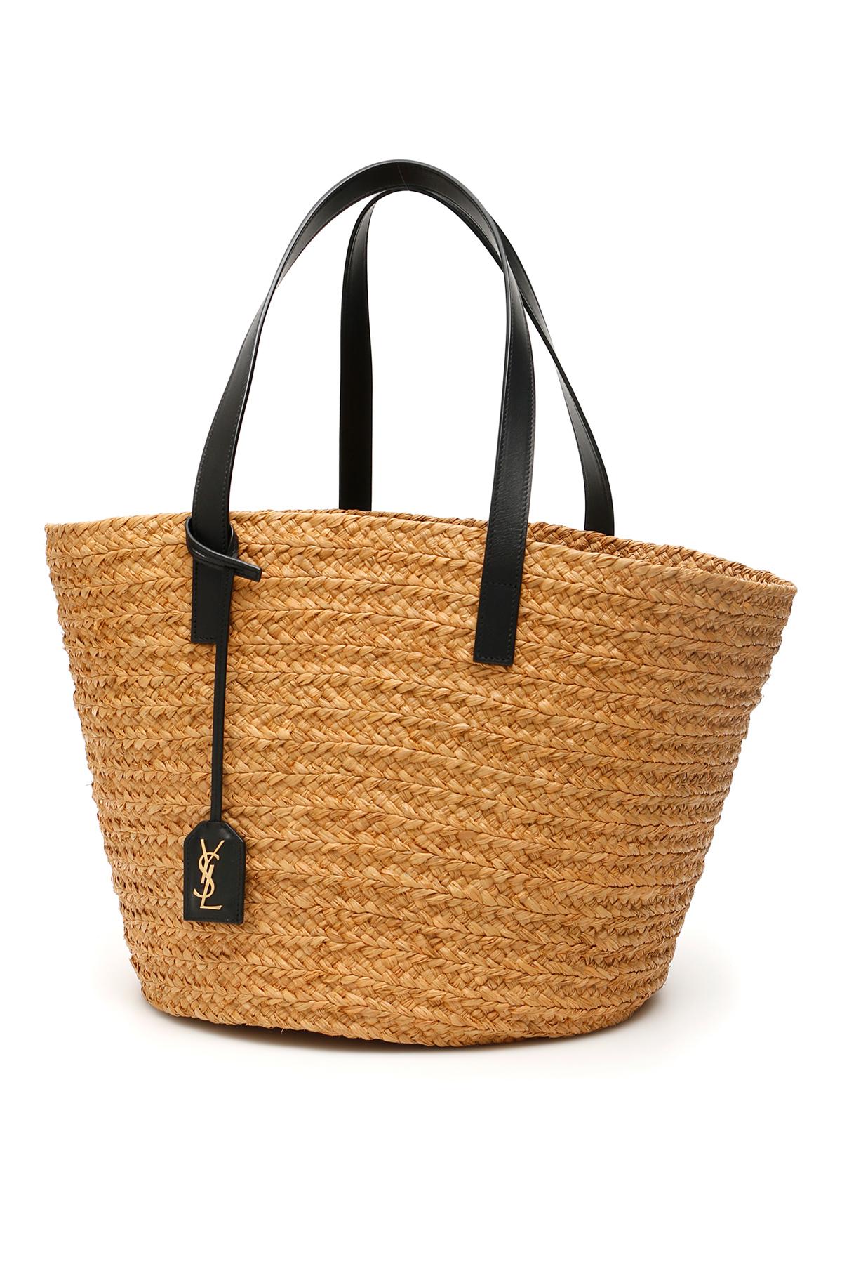 Saint laurent panier bag