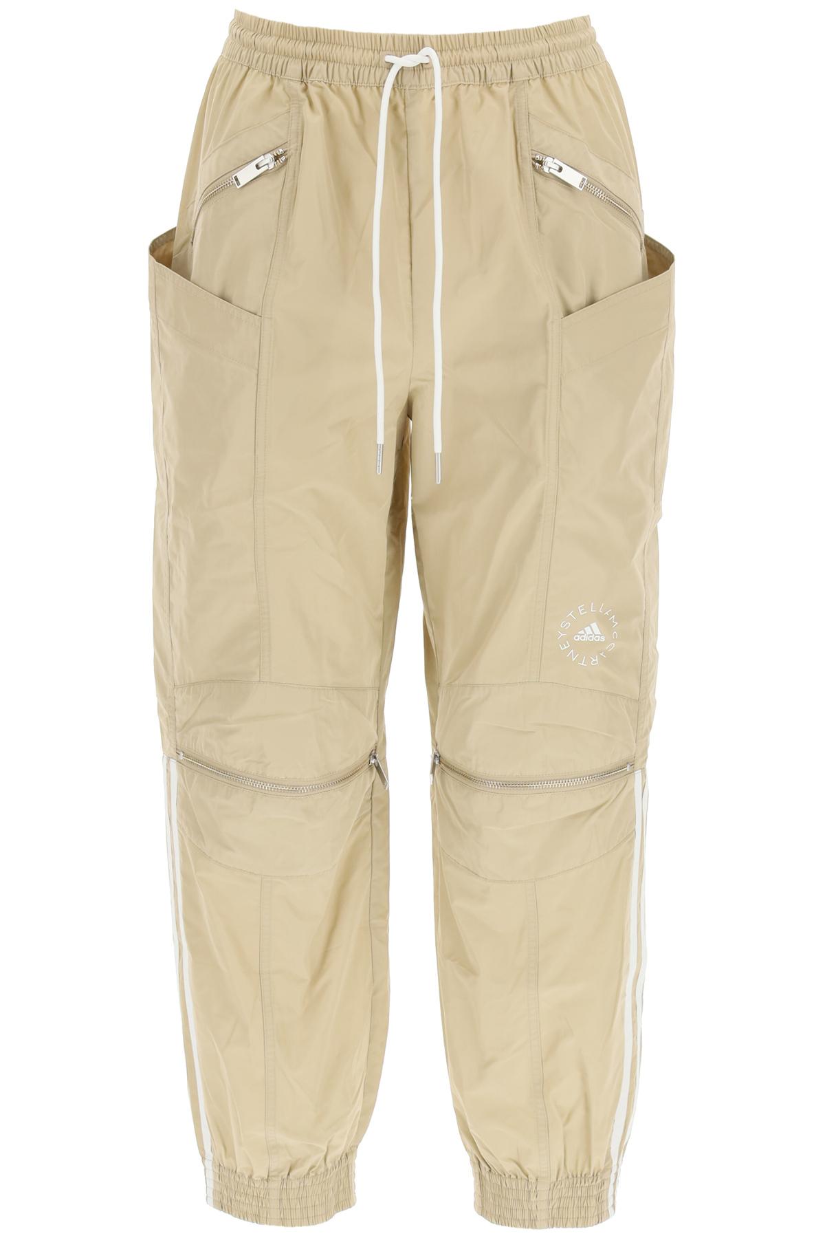 Stella mccartney pantaloni june x adidas