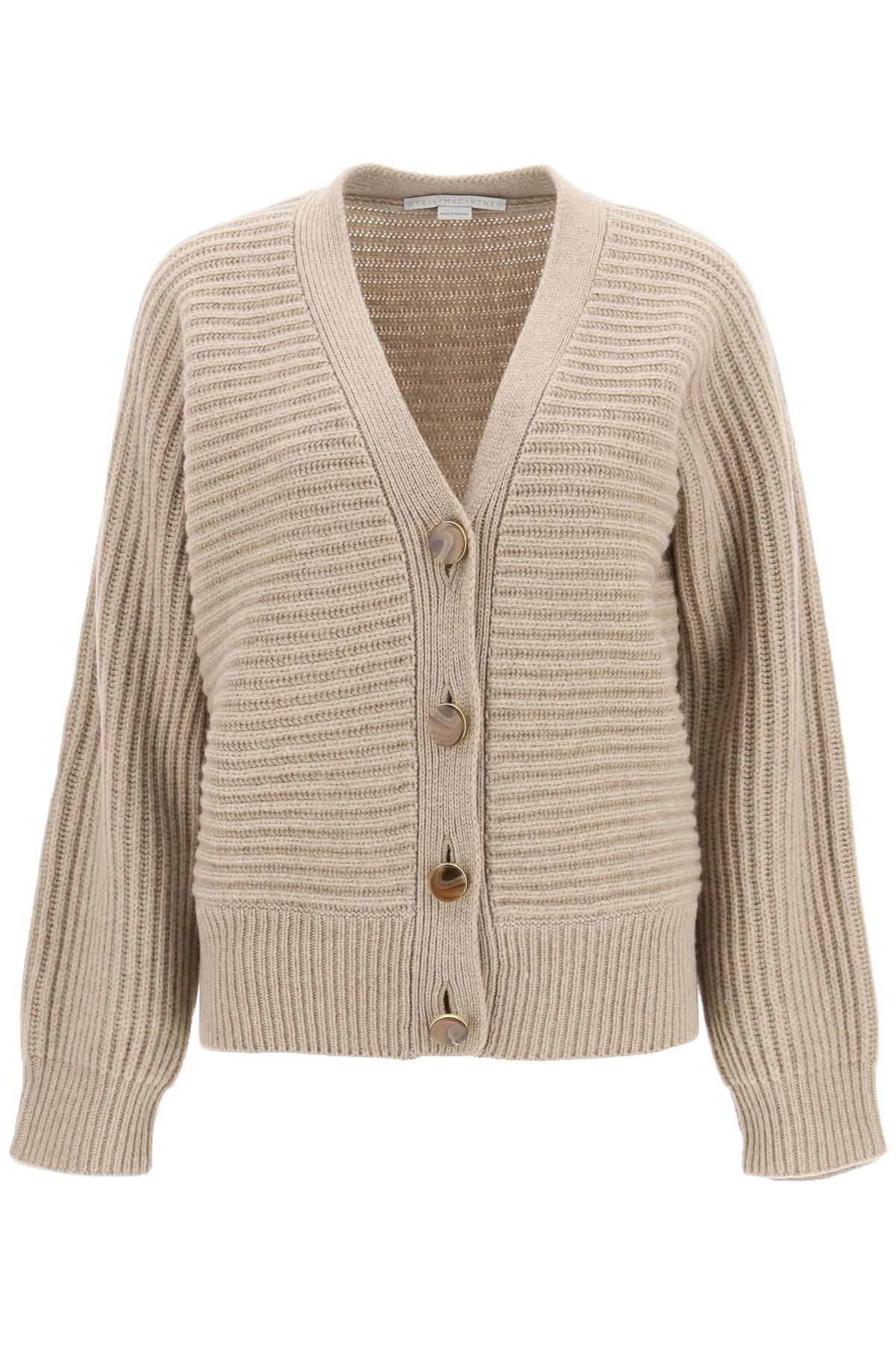 Stella mccartney cardigan forever in cachemire e lana