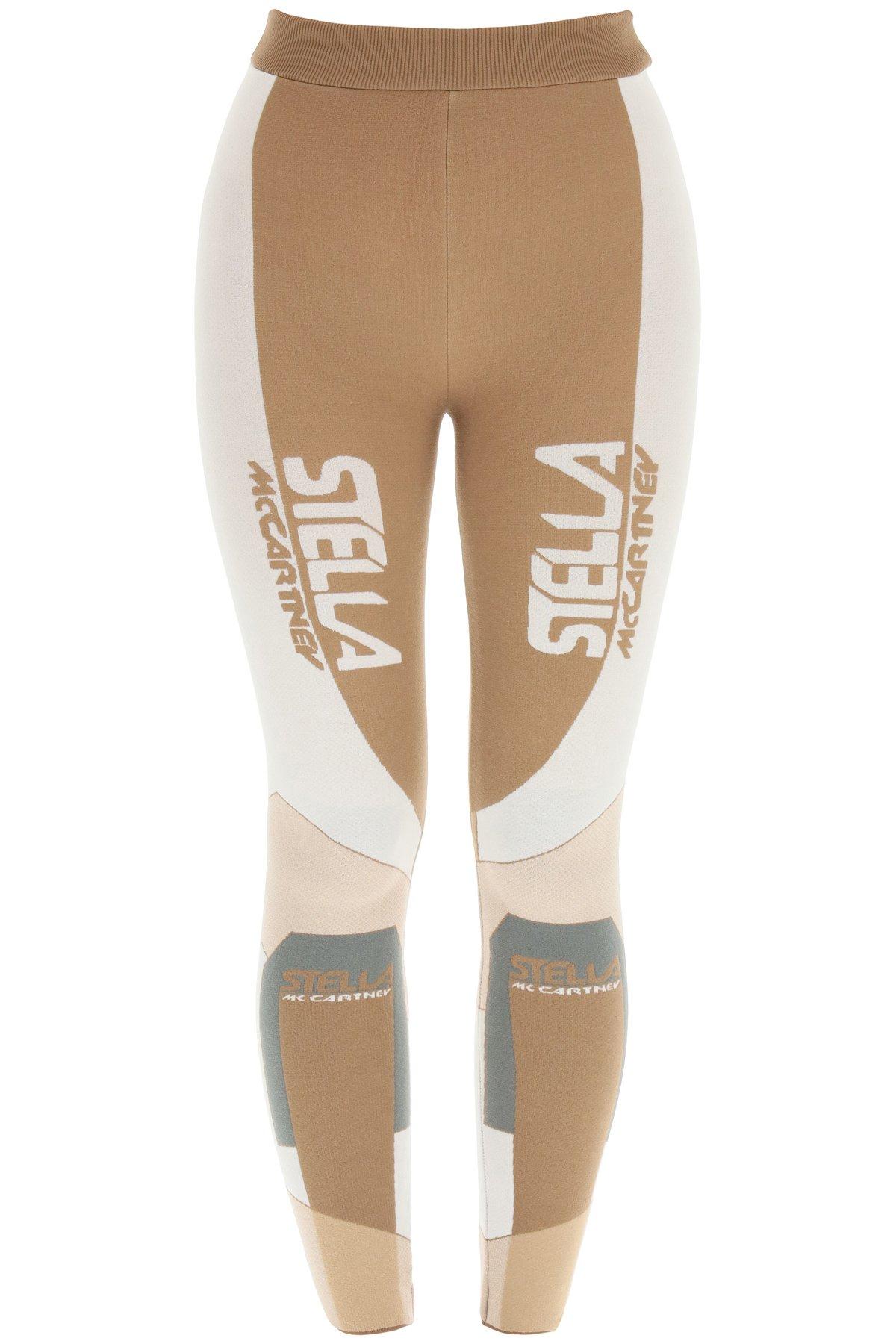 Stella mccartney leggings sporty logo