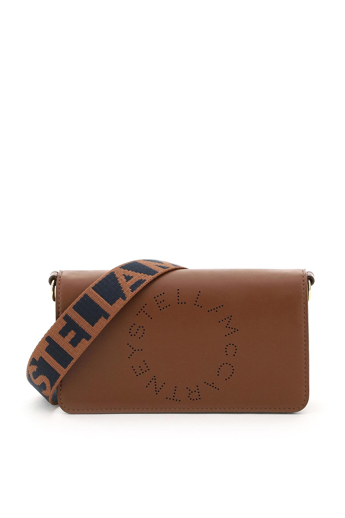 Stella mccartney mini bag crossbody stella logo
