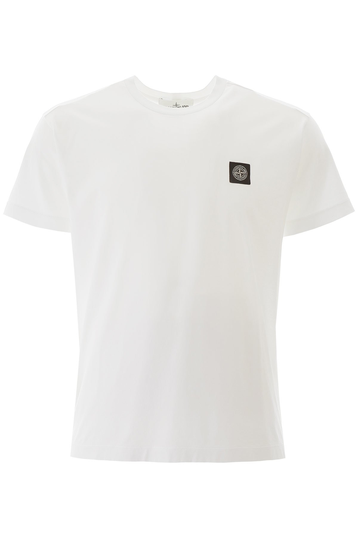 Stone island t-shirt logo