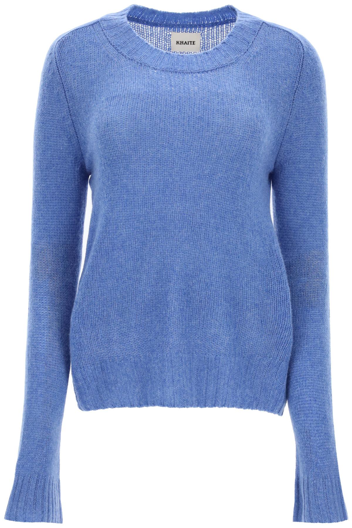 Khaite pullover mary jane in cachemire