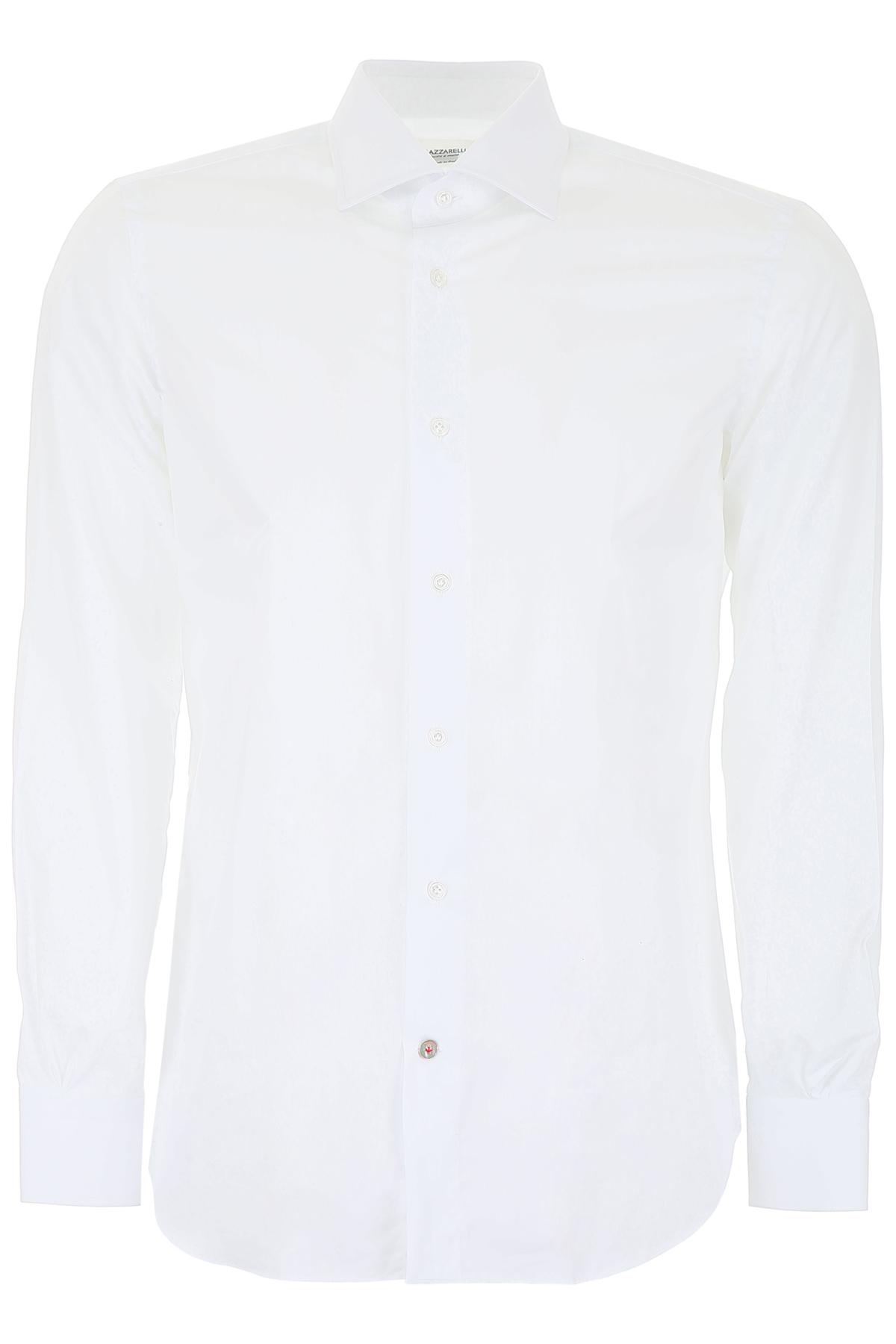 Mazzarelli camicia celeste