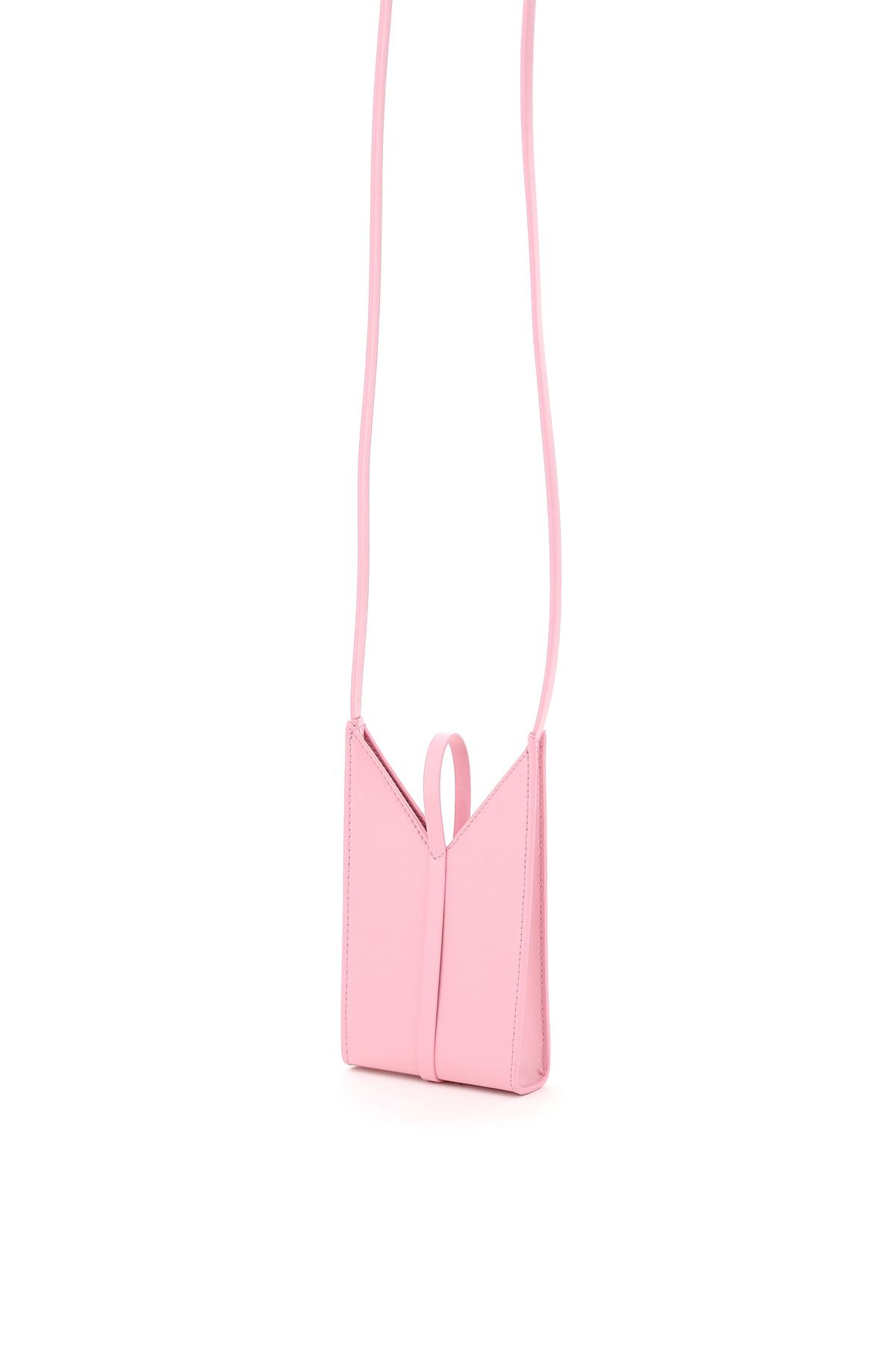 Givenchy portatelefono a tracolla con cut-out