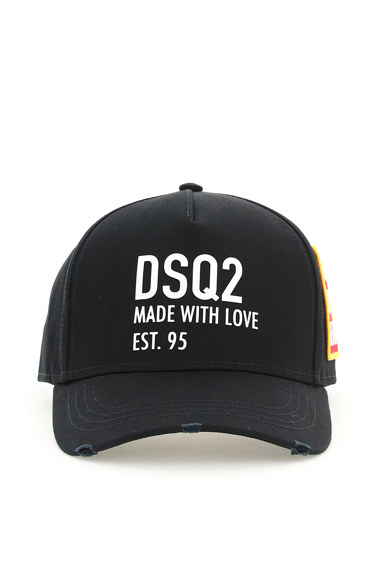 Dsquared2 cappello baseball made with love