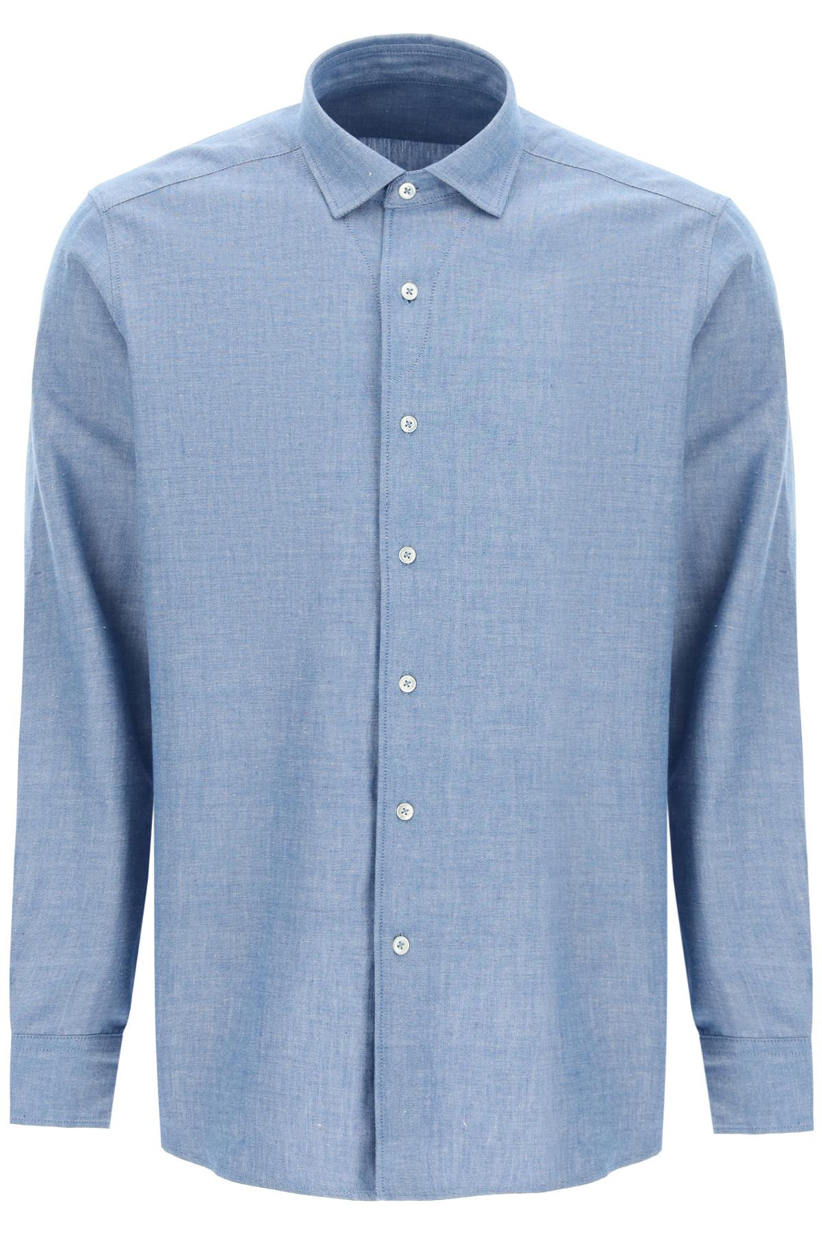 Gm77 camicia in cotone