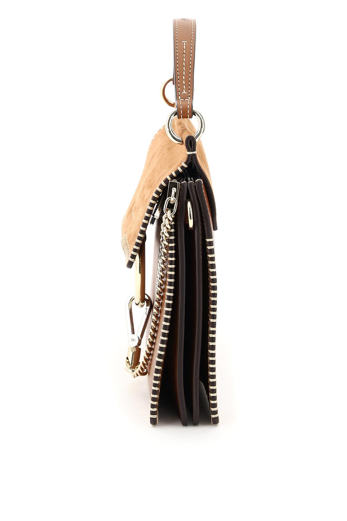 Chloe' borsa con tracolla faye small