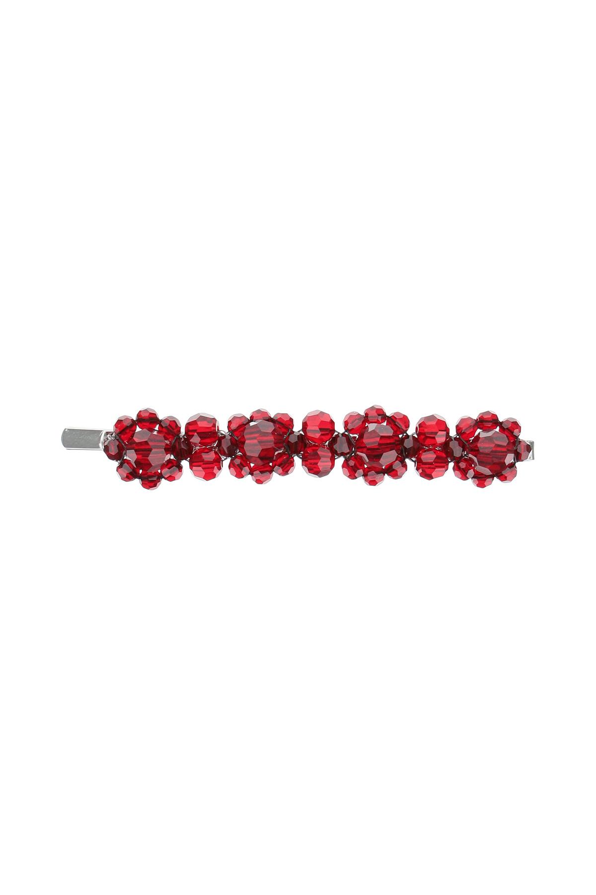Simone rocha fermacapelli flower hair clip