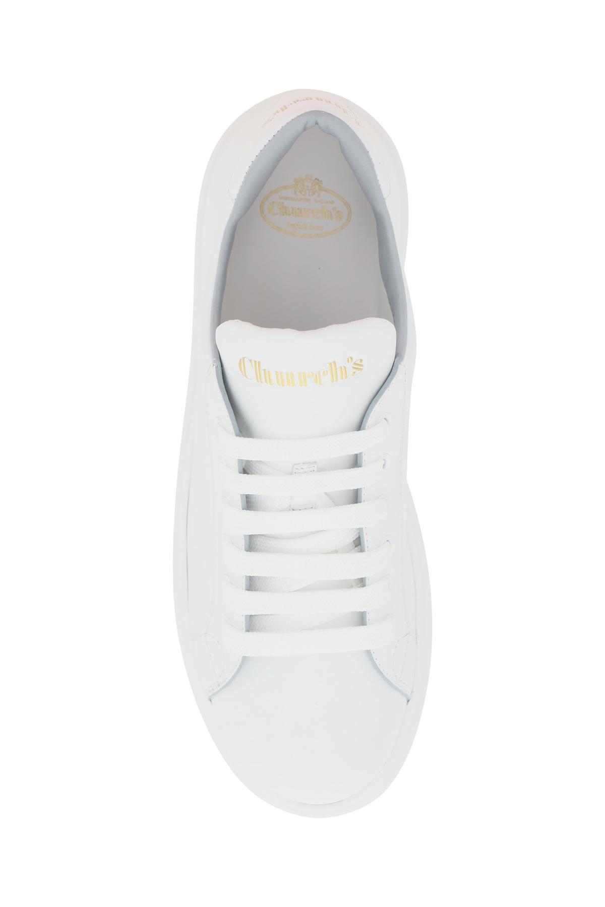 Church's sneakers in pelle match 1
