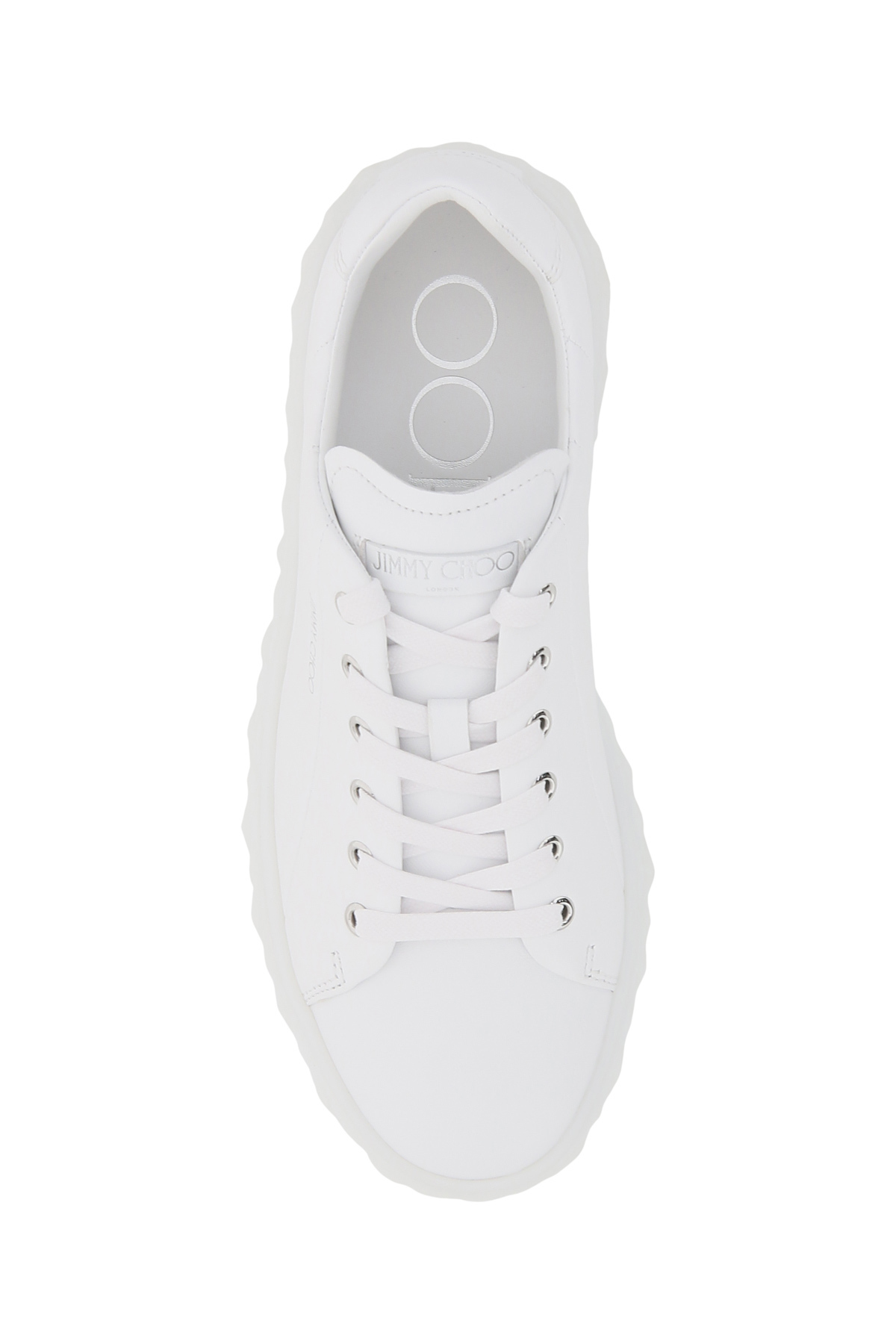 Jimmy choo sneaker diamond light