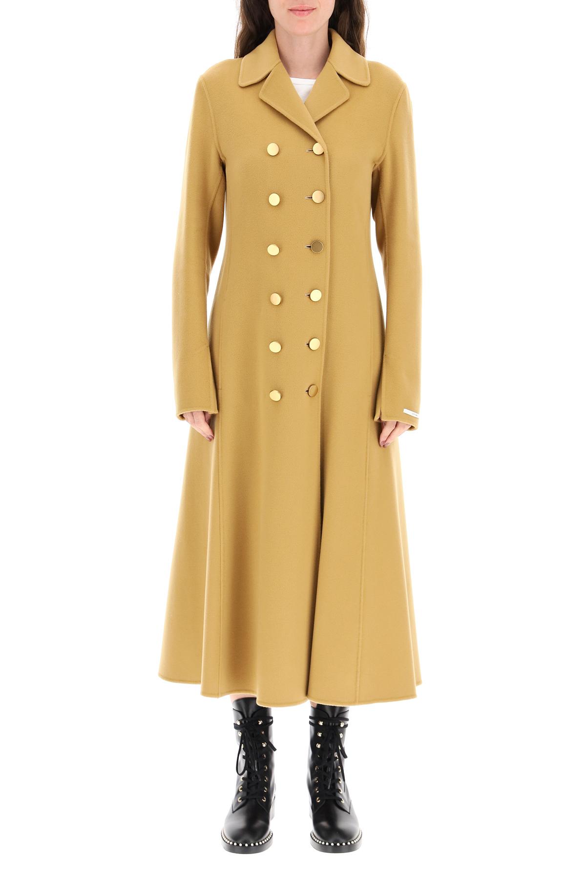Sportmax cappotto in lana e cachemire