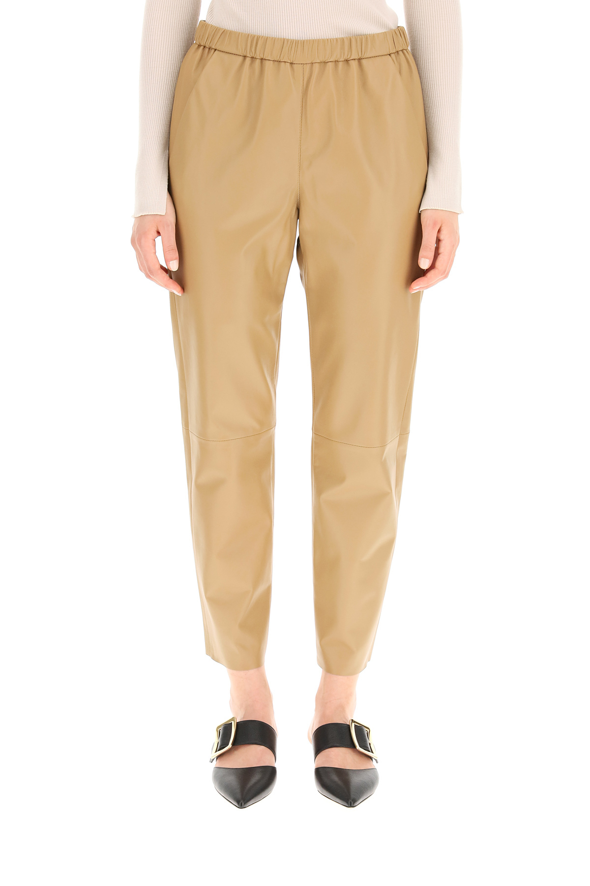 Drome jogger baggy in nappa