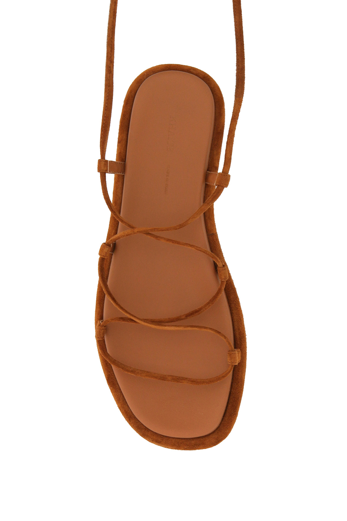 Khaite sandali platform alba