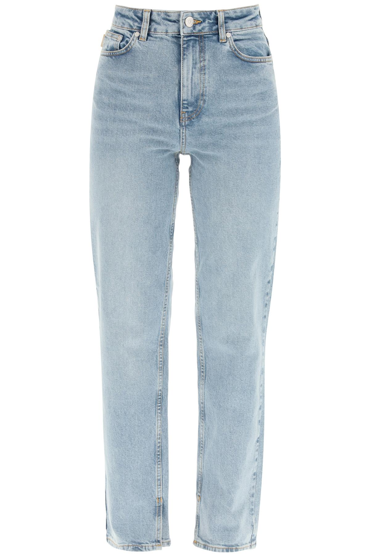 Ganni jeans stretch a vita alta