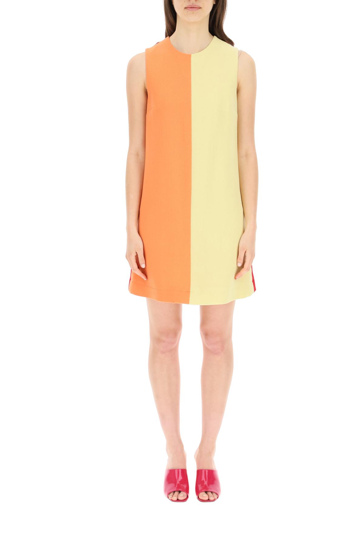 Dolce & gabbana abito multicolor