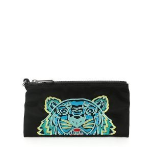 Kenzo pouch wallet tiger