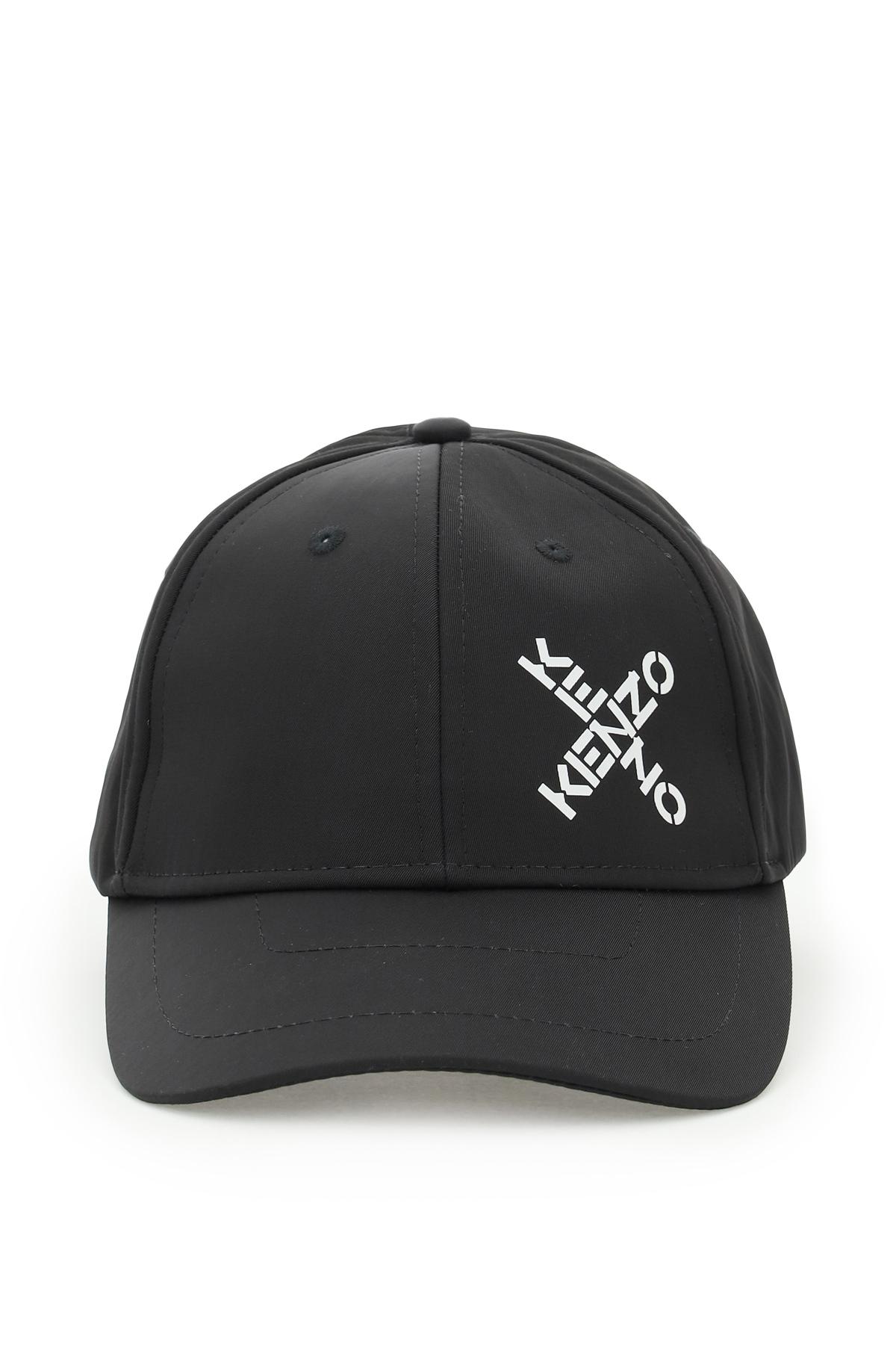Kenzo cappello baseball logo cross