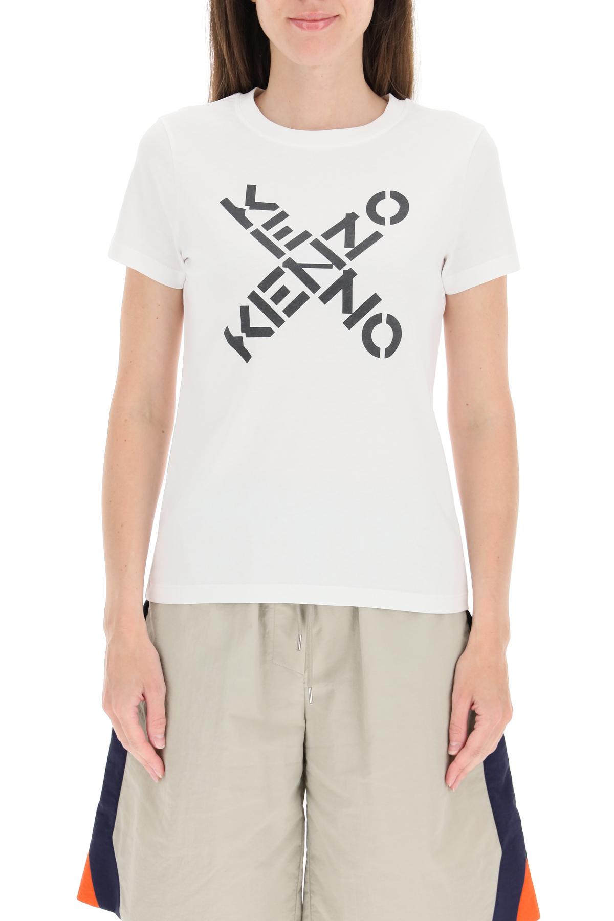 Kenzo t-shirt kenzo sport big x