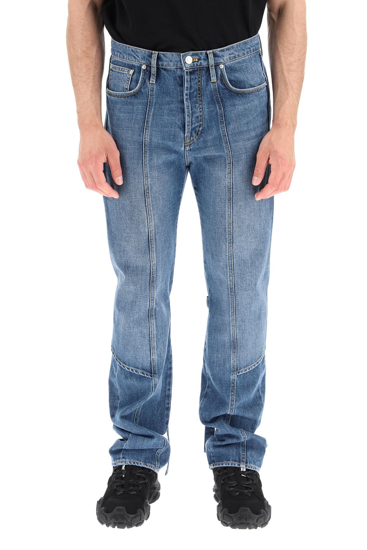 Kenzo jeans apron