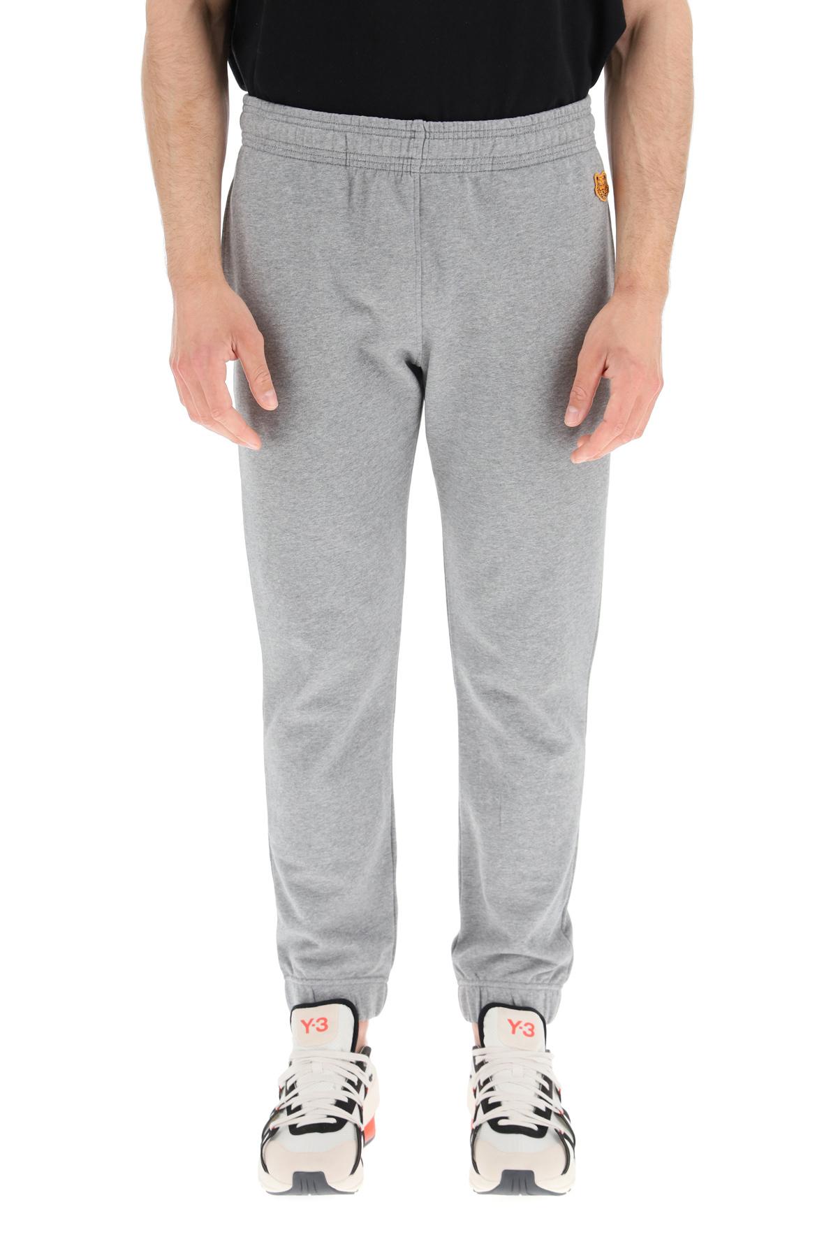 Kenzo pantaloni jogger patch tiger