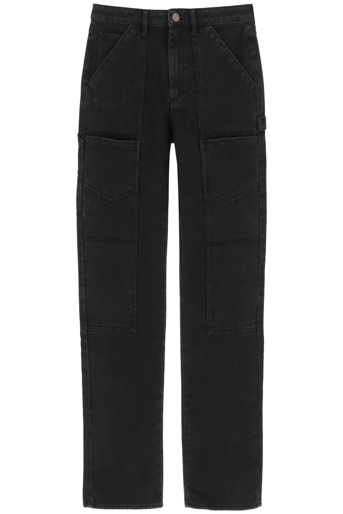 Kenzo jeans a vita alta