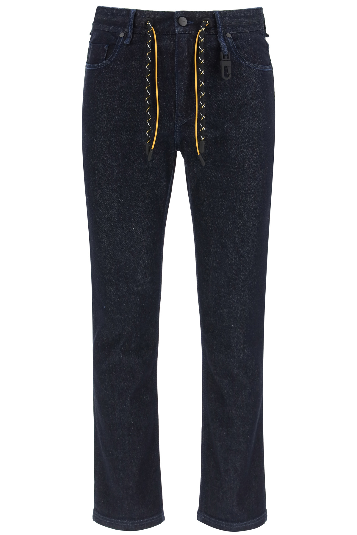 Fendi jeans con coulisse