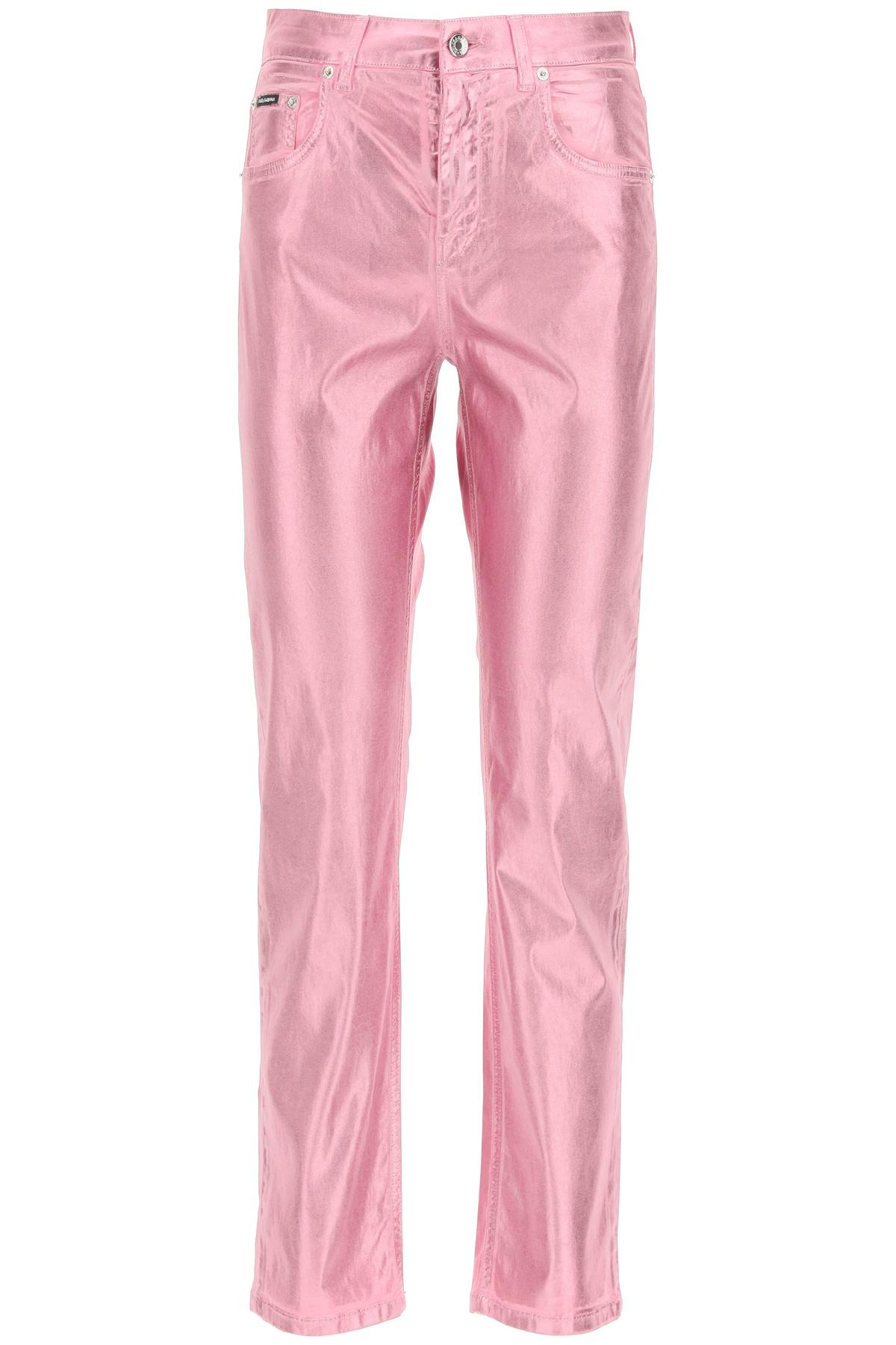 Dolce & gabbana jeans boyfriend laminato