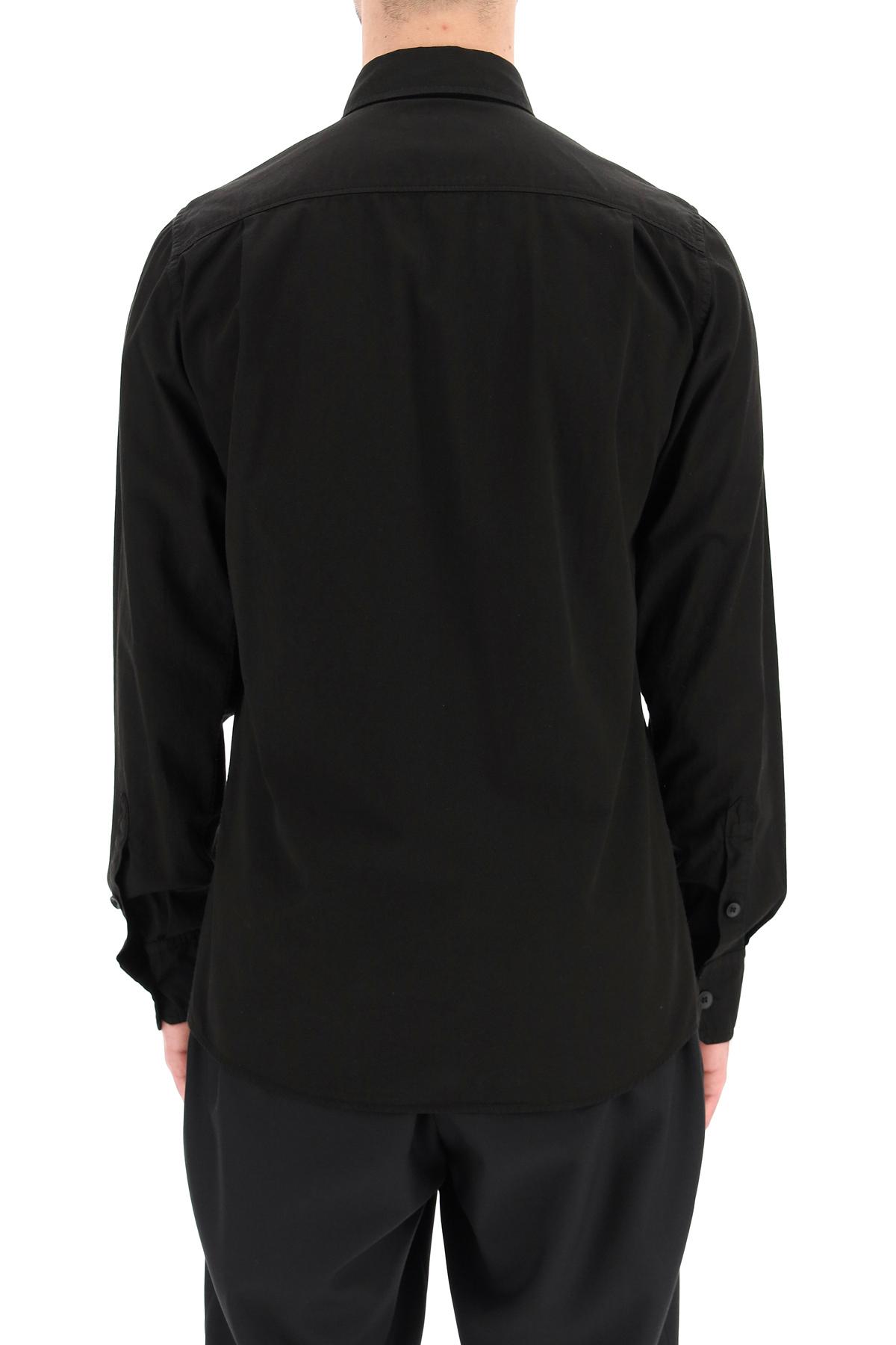 Dolce & gabbana camicia sahariana