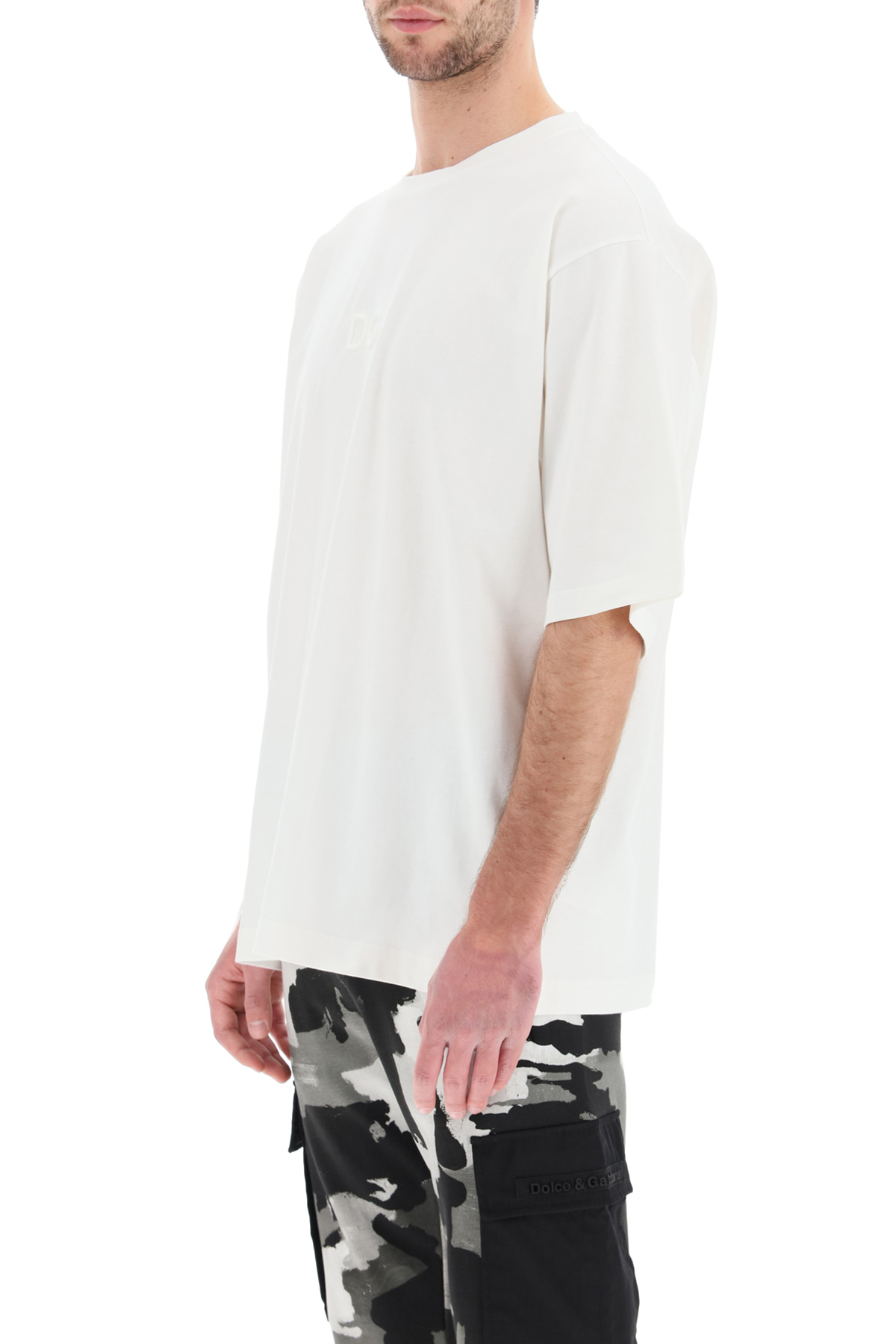 Dolce & gabbana t-shirt logo dg