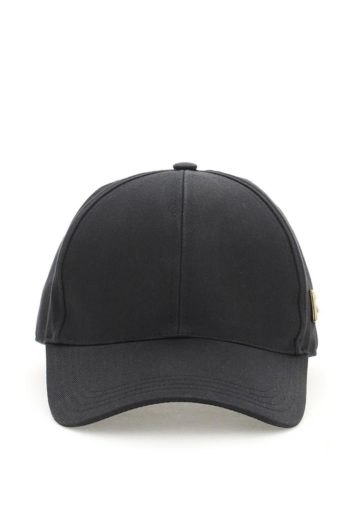 Dolce & gabbana cappello da baseball con logo
