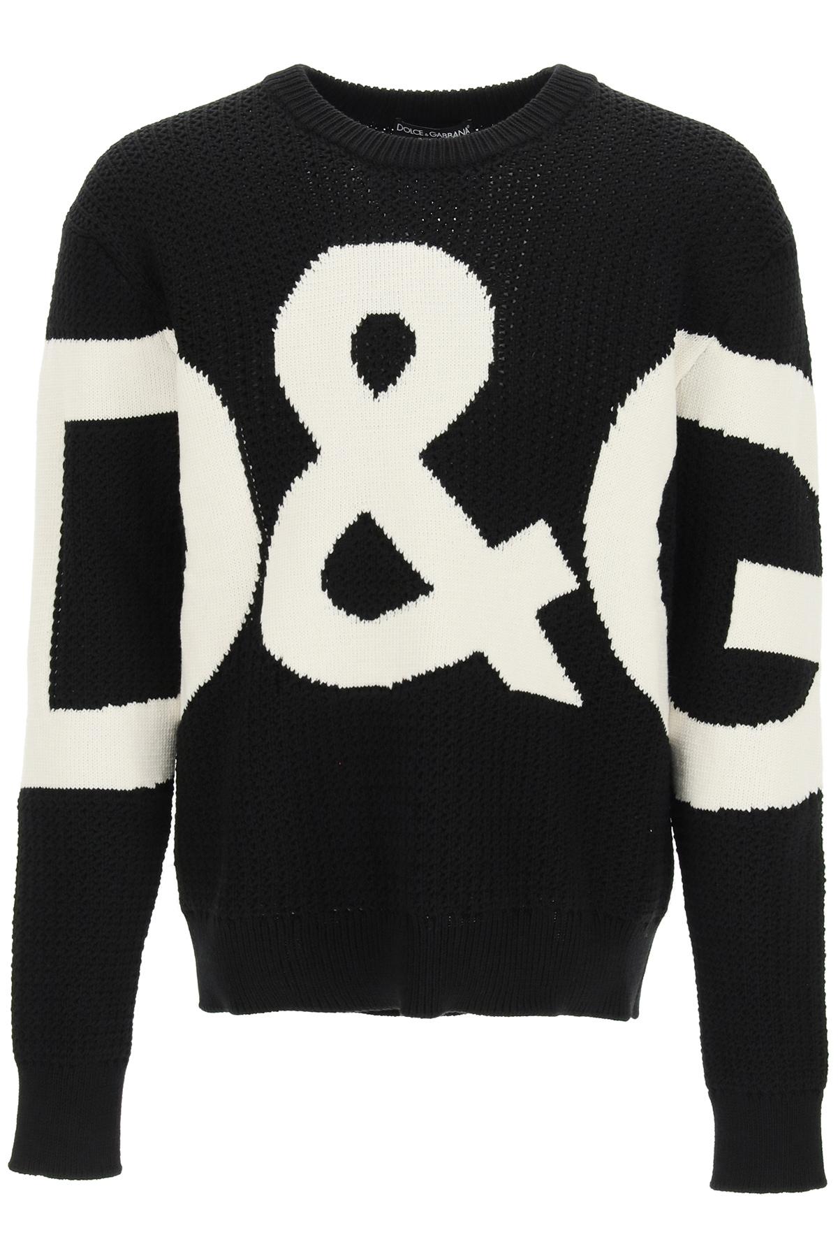 Dolce & gabbana maglione girocollo