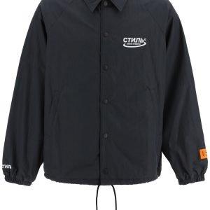 Heron preston giacca ctnmb coach