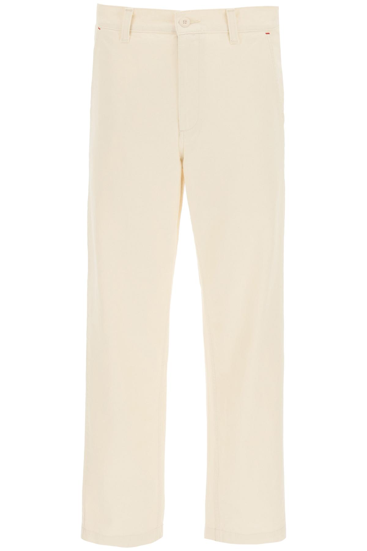 Carhartt pantaloni wesley in cotone