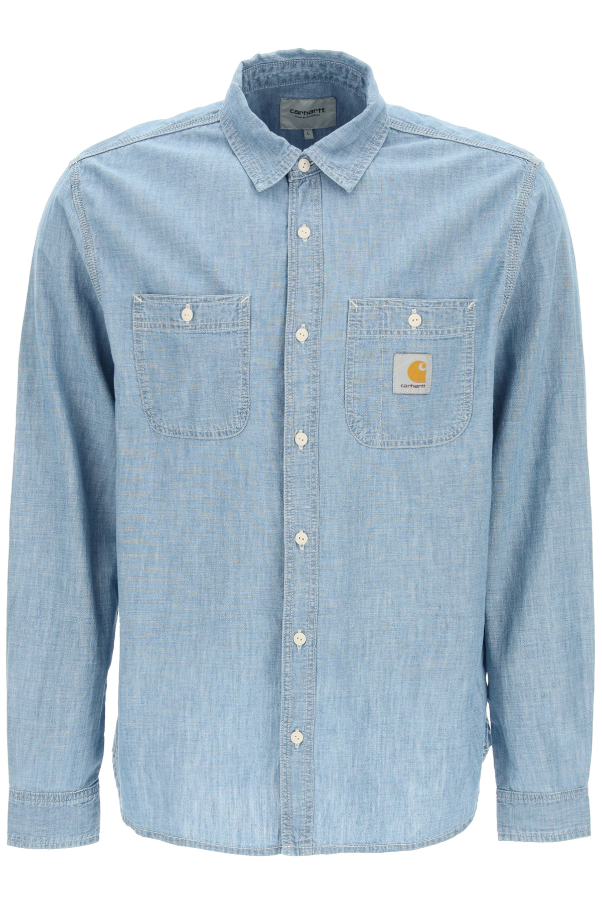Carhartt camicia denim clink