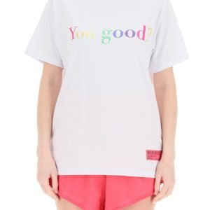 Ireneisgood t-shirt con stampa you good