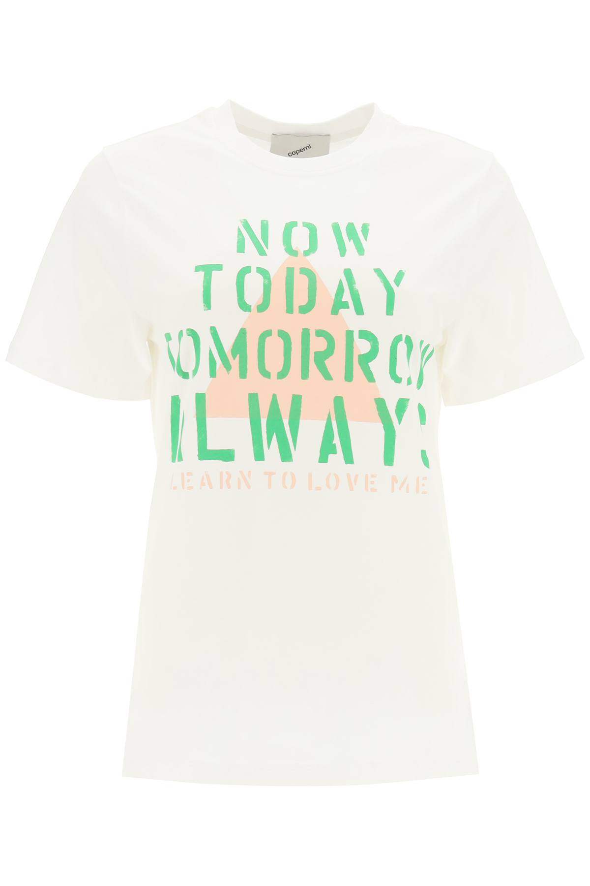 Coperni t-shirt stampa now today