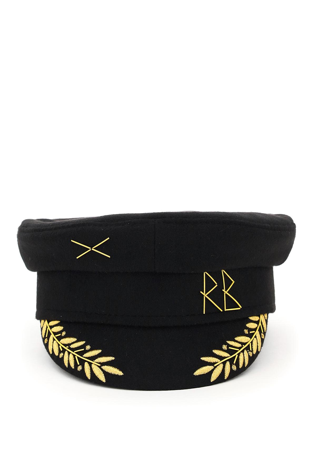 Ruslan baginskiy cappello baker boy rb warcore