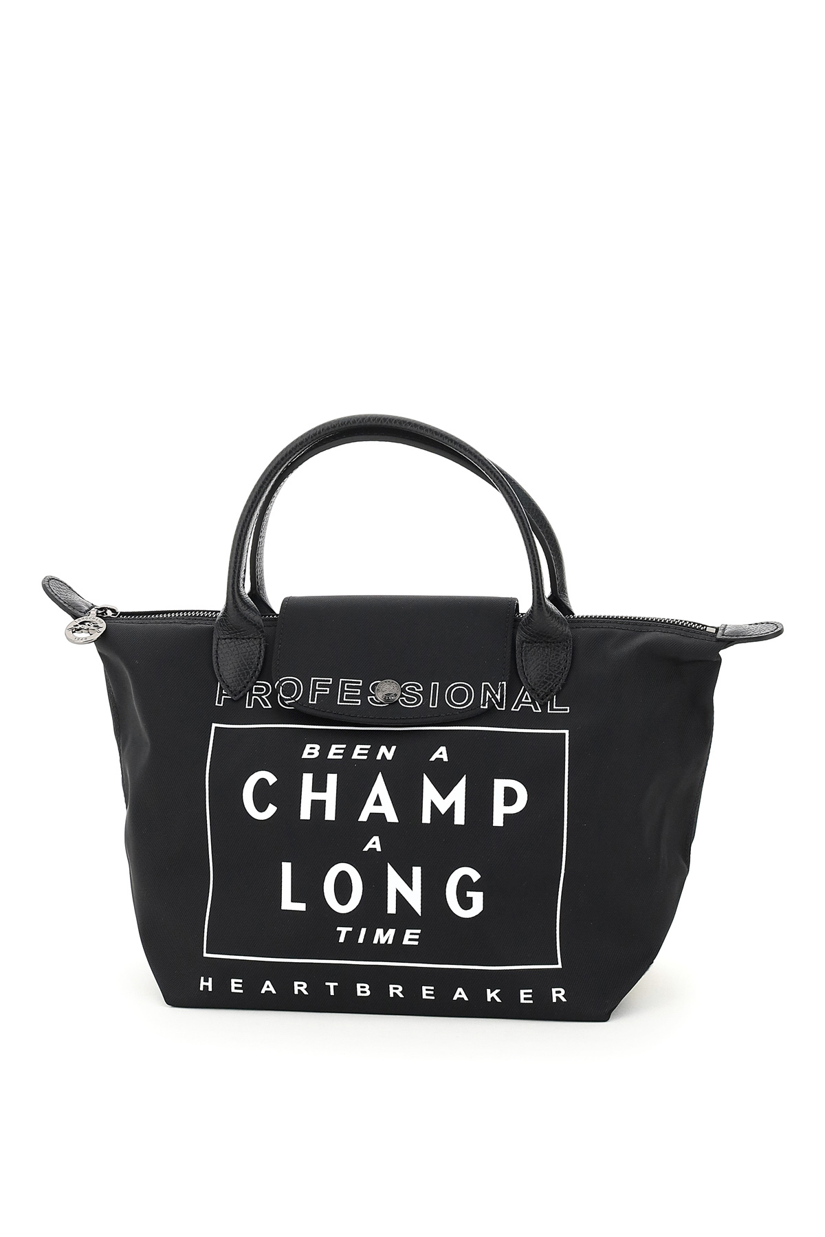 Longchamp mini bag con stampa been a champ a long time
