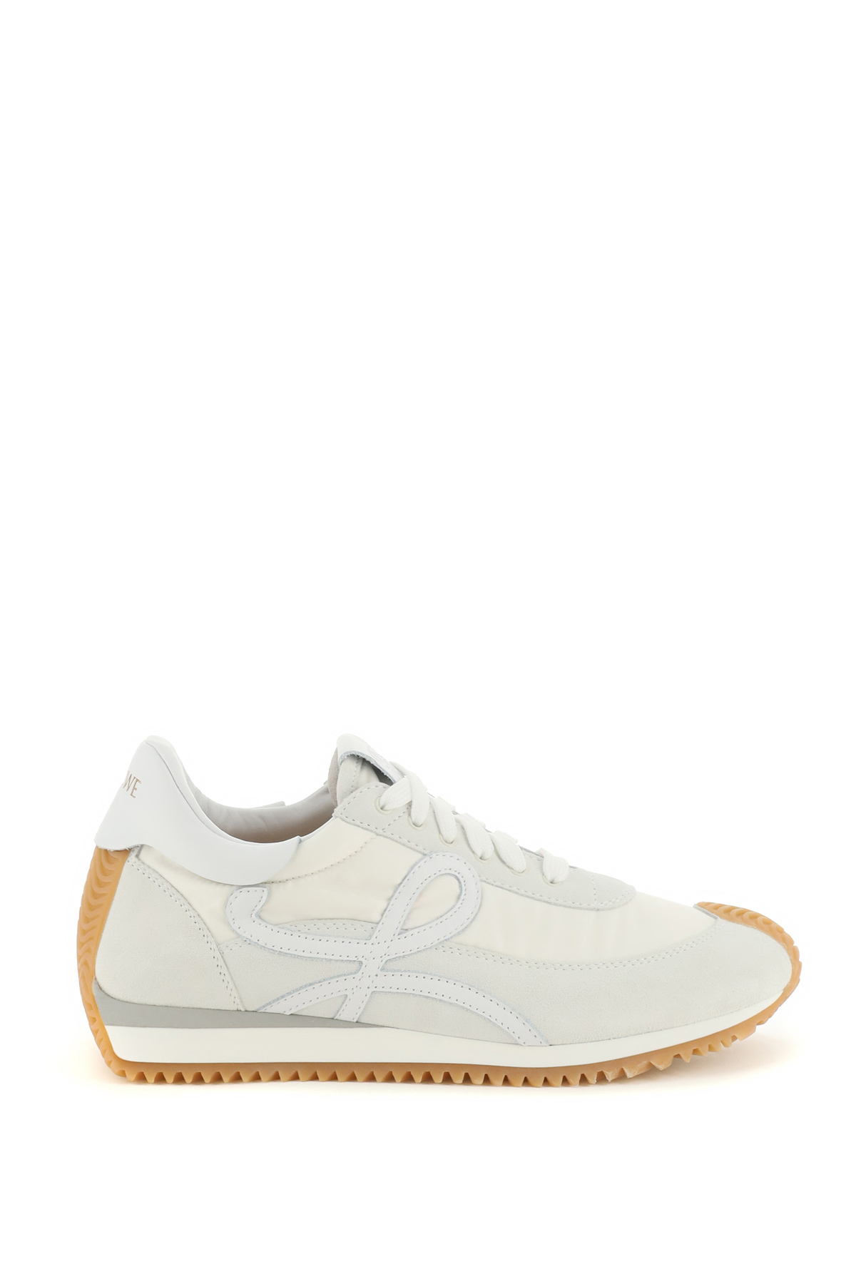 Loewe sneakers flow in pelle e nylon